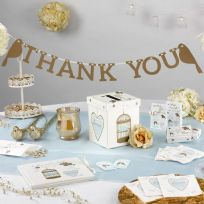 To Have And To Hold Thank You Bunting